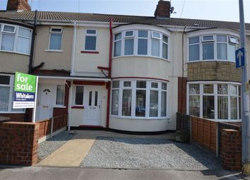 Thumbnail 3 bed terraced house for sale in Lake Drive, Hull