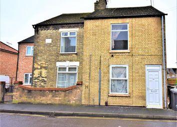 Thumbnail 1 bed flat for sale in Glenton Street, Peterborough