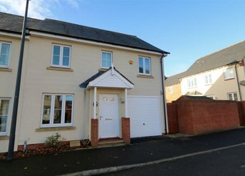 Thumbnail 3 bed semi-detached house to rent in Dogwood Road, Almondsbury, Bristol