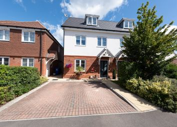 3 bed semi-detached house for sale in Clarks Farm Way, Blackwater, Camberley GU17