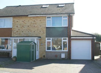 Thumbnail 3 bed property for sale in Linden Grove, Hayling Island