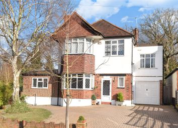 Thumbnail 4 bed detached house for sale in Copse Avenue, West Wickham