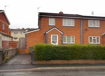 Thumbnail 3 bed semi-detached house for sale in Holly Street, Rhydyfelin, Pontypridd