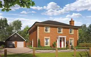 Thumbnail 1 bed detached house for sale in Butterfield Meadow, Hunstanston, Norfolk
