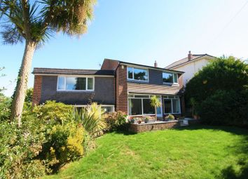 Thumbnail 4 bedroom detached house for sale in Seafield Road, Southbourne, Bournemouth