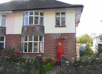 Thumbnail 3 bed semi-detached house for sale in Conigar Crescent, Usk, Monmouthshire