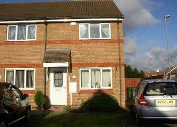 Thumbnail 2 bed semi-detached house to rent in Smart Close, Thorpe Astley, Braunstone, Leicester