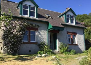 Thumbnail 3 bed cottage for sale in The Moorings, Loch Ranza, Isle Of Arran.