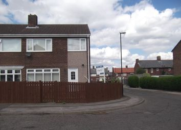 Thumbnail 3 bed semi-detached house to rent in Hedgelea Road, East Rainton, Houghton Le Spring