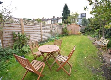 Thumbnail 3 bed terraced house to rent in Merchiston Road, London