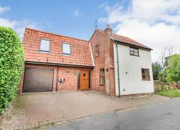 Thumbnail 3 bed cottage for sale in Mill Road, Ashby St. Mary, Norwich