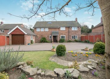 Thumbnail 5 bed detached house for sale in St. Faiths Road, Norwich, Norfolk