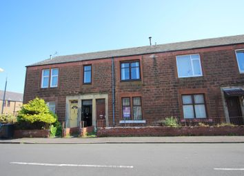 Thumbnail 1 bed flat for sale in Arthur Street, Stevenston