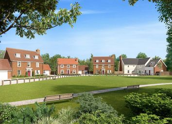 Thumbnail 3 bed detached house for sale in The, Oakley Park, Mulbarton, Norfolk