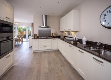 "Thumbnail 5 bed detached house for sale in ""Highgate 5"" at Church Road, Hauxton, Cambridge"