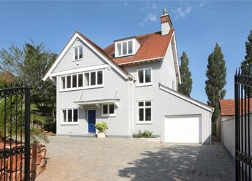 Thumbnail 5 bed detached house for sale in Petitor Road, St Marychurch, Torquay, Devon
