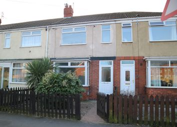Thumbnail 2 bed terraced house for sale in Glebe Road, Hull, East Riding Of Yorkshire