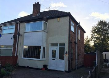 Thumbnail 3 bed semi-detached house for sale in Brookfield Road, Thornton-Cleveleys