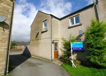 Thumbnail 2 bedroom flat for sale in Green Meadow Close, Ingleton, North Yorkshire