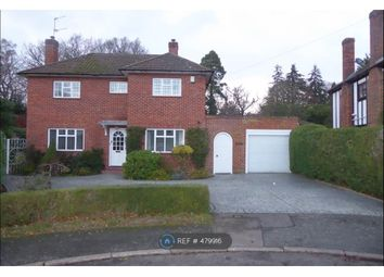 Thumbnail 3 bed detached house to rent in Morella Close, Virginia Water