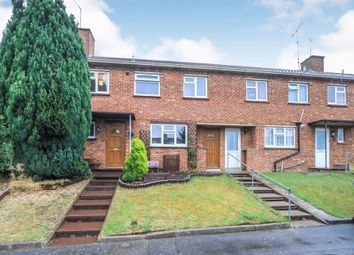 Thumbnail 3 bedroom terraced house for sale in Evenley Road, Kingsthorpe, Northampton