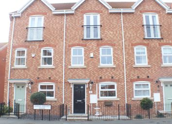 Thumbnail 4 bed town house for sale in Harold Hornsey Square, Hartlepool