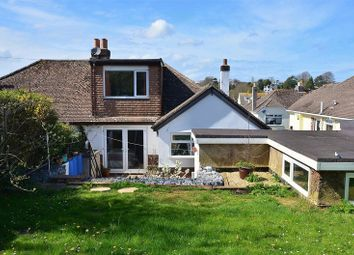 Thumbnail 3 bed semi-detached bungalow for sale in Belmont Road, Brixham