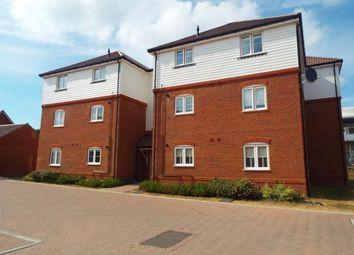 Thumbnail 2 bed flat for sale in Randal, Bishopsfield Road, Fareham