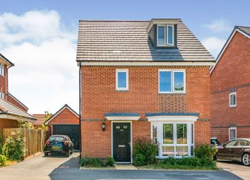 Thumbnail 4 bed detached house for sale in Fullbrook Avenue, Reading