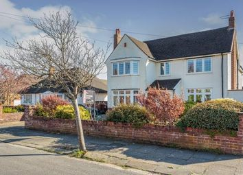 Thumbnail 4 bed detached house for sale in Newbury Road, Lytham St. Annes, Lancashire
