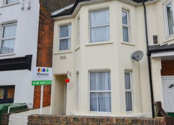 Thumbnail 3 bedroom terraced house for sale in Dover Road, Folkestone
