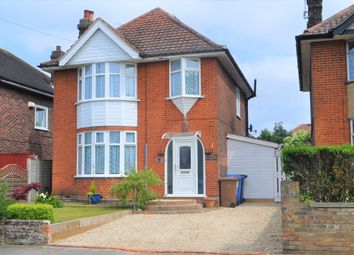 Thumbnail 3 bed detached house for sale in Clapgate Lane, Ipswich