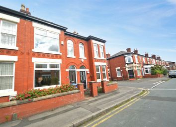 Thumbnail 4 bedroom terraced house for sale in Wellington Grove, Shaw Heath, Stockport, Cheshire