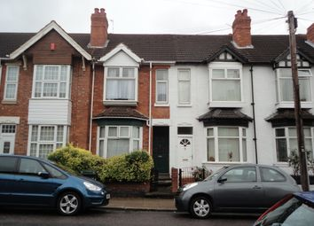 Thumbnail 3 bedroom terraced house to rent in Clements Street, Stoke, Coventry