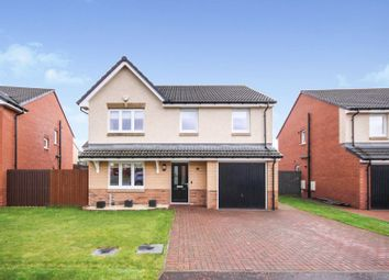 Thumbnail 4 bed detached house for sale in Glen Lochy Court, Dumbarton
