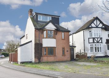 Thumbnail 5 bed detached house for sale in Garston Crescent, Garston, Watford