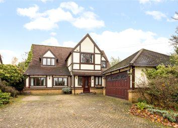 Thumbnail 4 bed detached house for sale in Lower Road, Little Hallingbury, Bishop's Stortford, Hertfordshire