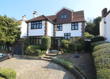 Thumbnail 5 bedroom detached house for sale in Hartley Down, Purley