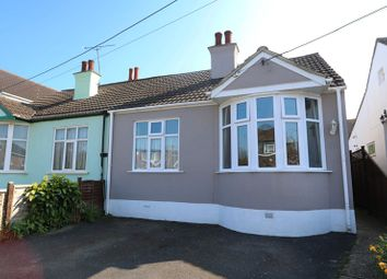Thumbnail 2 bed semi-detached bungalow for sale in The Crescent, Hadleigh, Benfleet