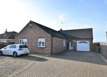 Thumbnail 4 bed detached bungalow for sale in Marsh Road, Terrington St. Clement, King's Lynn