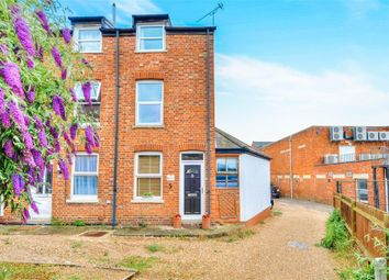 Thumbnail 2 bed end terrace house to rent in Silver Street, Newport Pagnell