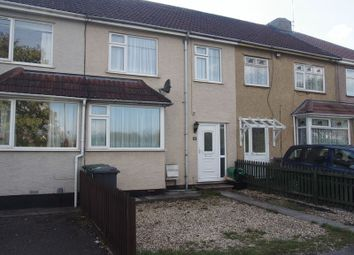 Thumbnail 3 bed terraced house to rent in Tenniscourt Road, Kingswood, Bristol