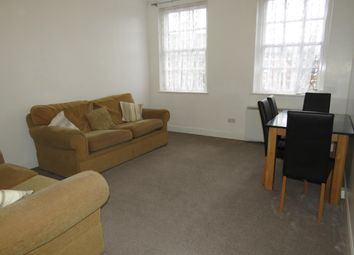 Thumbnail 2 bedroom flat to rent in Old Market, Wisbech