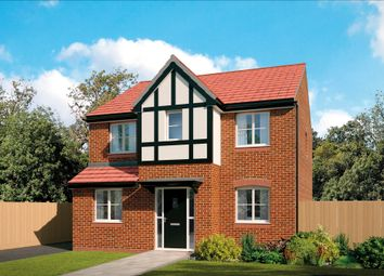 4 bed detached house for sale in Primrose Meadow, Liverpool Road, Warrington WA5