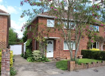 Thumbnail 3 bed semi-detached house to rent in Byron Road, Twyford, Reading