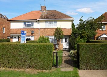 2 bed semi-detached house for sale in Bengey Cottages, Burton Pidsea, Hull HU12