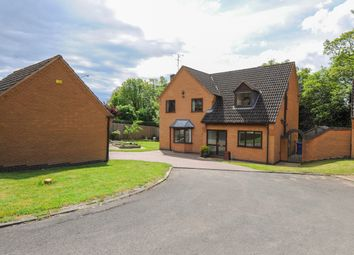 Thumbnail 4 bedroom detached house for sale in Treeneuk Close, Ashgate, Chesterfield