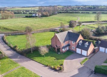 Thumbnail 4 bed detached house for sale in Brooksby Road, Hoby, Melton Mowbray