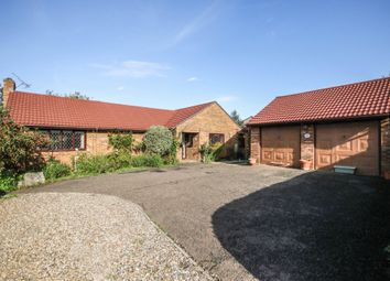 Thumbnail 4 bed detached bungalow for sale in Selwyn Close, Newmarket