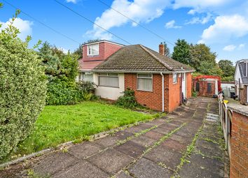 Thumbnail 2 bed bungalow for sale in Westbourne Avenue, Clifton, Swinton, Manchester